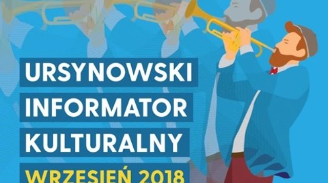 Ursynowski Informator Kulturalny - wrzesień