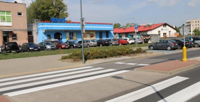 Dzielnica dba o drogi i przejścia dla pieszych