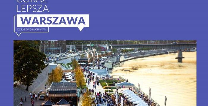 Jaka przestrzeń dla Warszawy? Etap wniosków do Studium