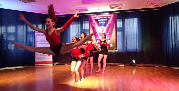 Konkurs Tańca Dance Ma Sens - zgłoszenia do 15 lutego