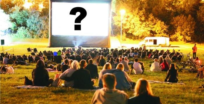 Znamy wyniki ankiety Ursynowskie Lato Filmowe 2019