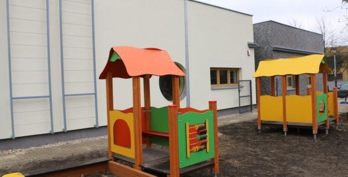 Budowa żłobka przy ulicy Cynamonowej zakończona!